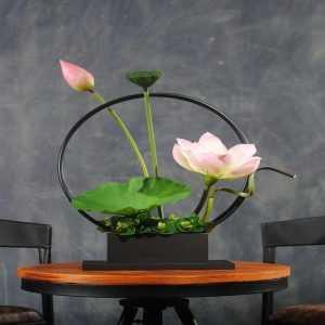 Bình Hoa Trang Trí BH09
