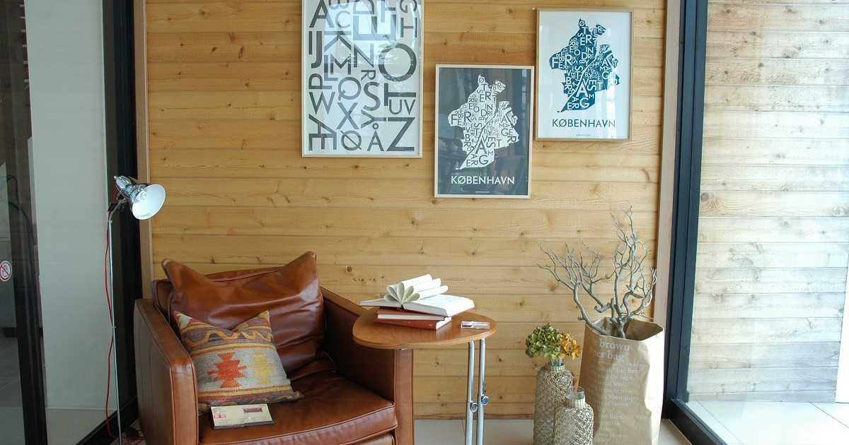 Trang trí nội thất hoàn hảo cho tường nhà